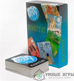 Habitat  Хабитат Метафорические ассоциативные карты Казахстан Купить