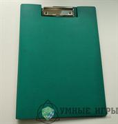 Папка-планшет с зажимом  формат  А4