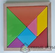 Танграм логическая игра - головоломка