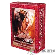Emmanuelle. Лики женской сексуальности Эммануэль Метафорические карты купить в Казахстане