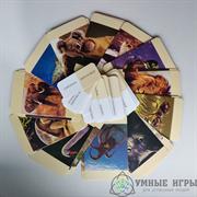 Звери и инстинкты Метафорические карты купить в Казахстане