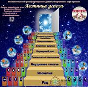 Лестница успеха Трансформационная коучинговая игра купить в Казахстане